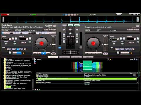 Virtual DJ Learning Course Lesson One