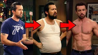 Rob McElhenney's Steroid Cycle - What I Think He Took For 'It's Always Sunny'