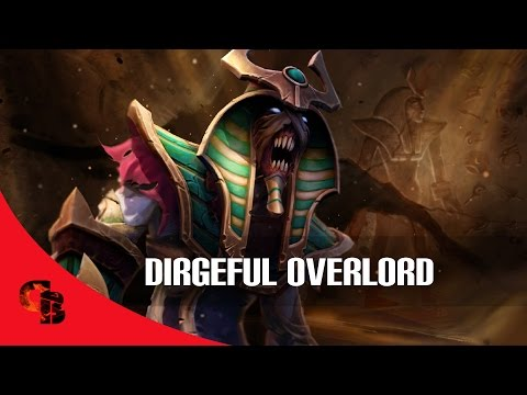 Dota 2: Store - Undying - Dirgeful Overlord