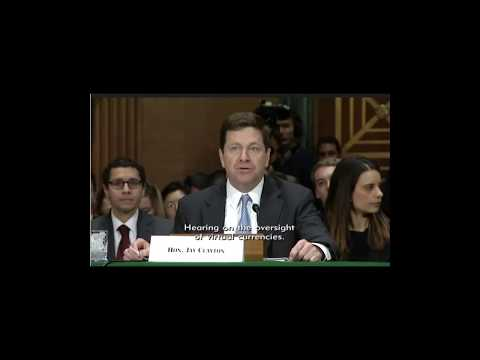SEC & CFTC Bitcoin & Cryptocurrency Hearings