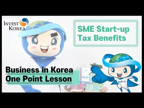 Tax reduction or exemption for small and mediaum start-up businesses image