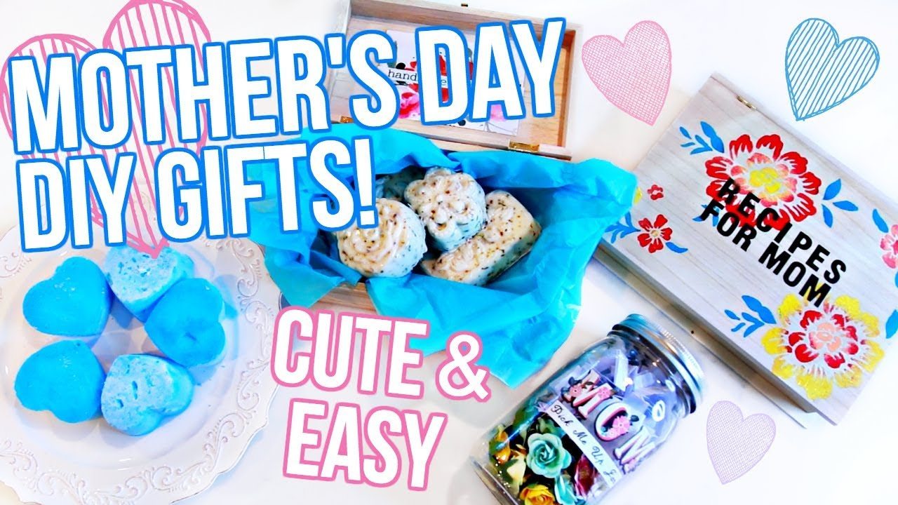 Diy Mother S Day Gift Ideas 2018 You
