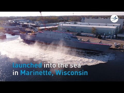 Littoral Combat Ship 25 Launches