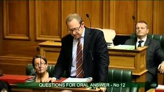 03.07.14 - Question 12: Andrew Little to the Minister of Labour