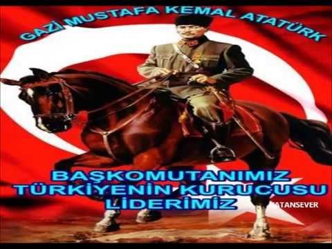 GAZİ MUSTAFA KEMAL ATATÜRK'E ''DOMBRA''VATANSEVER