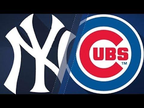 Yankees v. Cubs, who will win? thumbnail