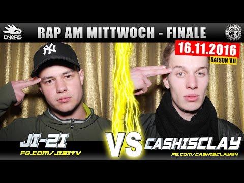 RAP AM MITTWOCH KÖLN: JI-ZI vs CASHISCLAY 16.11.16 BattleMania Finale (4/4) GERMAN BATTLE