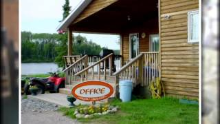 Ogoki Frontier Fly-In Fishing Video