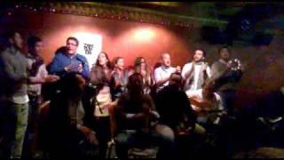 Grupo DUENDE - Los Caminos se Hicieron - Zambomba Altos Ibéricos 4 Dic 2010 - PiKERO