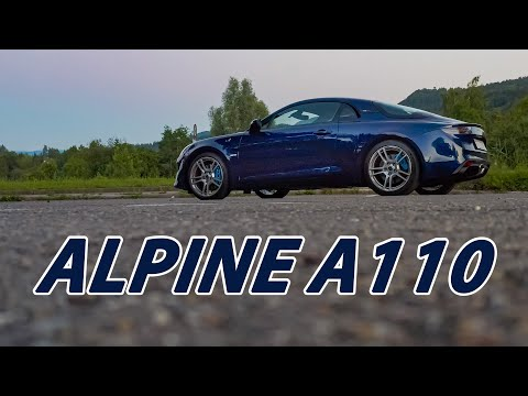 The Alpine A110 Is A Great Sports Car