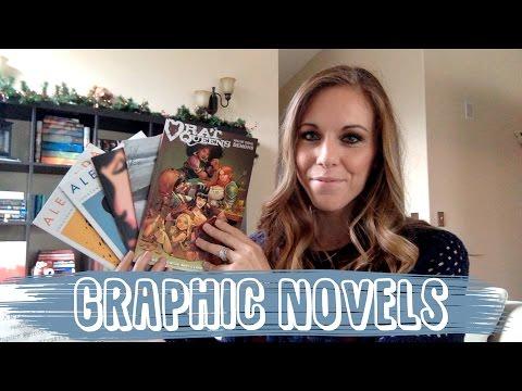 Graphic Novel Reviews   Alex + Ada, Revival, Sex Criminals & More!