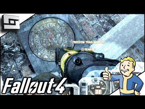 Fallout 4 Gameplay - FREEDOM TRAIL! Ep 36