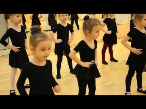 Открытый урок 16.12.2015 (ф.Восточный, гр.4-5 Детская Шоу-хореография)