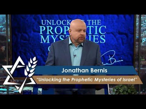 Jonathan Bernis   Unlocking the Prophetic Mysteries of Israel