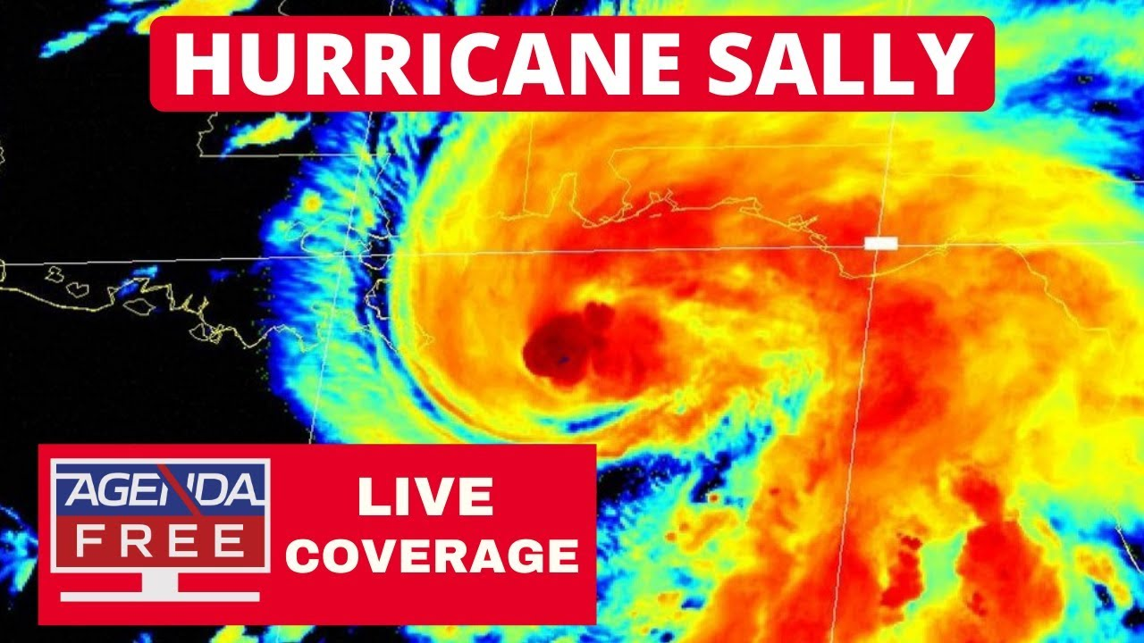 Hurricane Sally - LIVE COVERAGE - YouTube