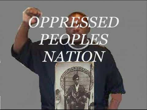 OPPRESSED PEOPLES NATION