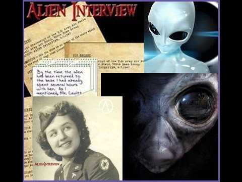 ROSWELL-Interview with an Alien-PART ONE