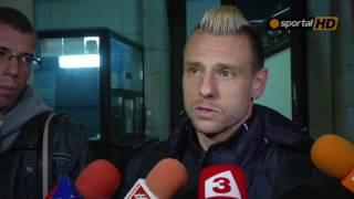 Николай Димитров: Надявам се в другия мач да вкарам гол