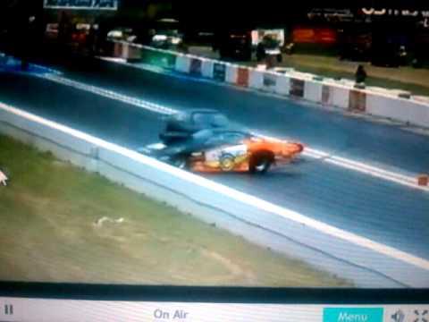 Glidden crash