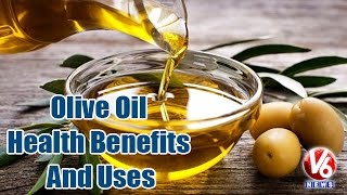Olive Oil Health Benefits And Uses | Food Mantra | V6 News