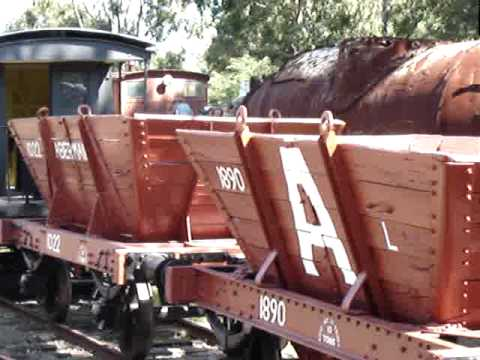 10 class Richmond vale railway