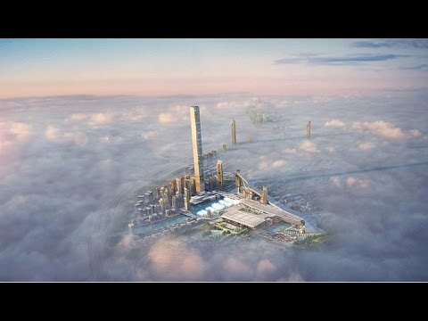 Dubai Tallest Building Projects And Proposals 2016-18