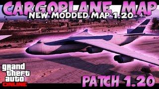 """GTA 5 """"1.20 Modded Mission"""" Cargoplanes + More (1.20 GTA 5 Mods) """"1.20 Modded Mission"""" GTA 5 Online"""