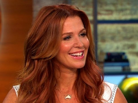 Actress Poppy Montgomery on