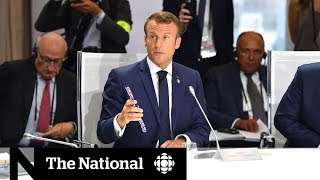 G7 summit ends on claims of unity, notes of uncertainty
