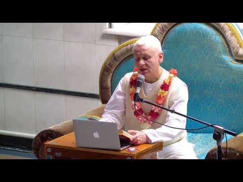 Шримад Бхагаватам 2.9.34 - Ачьюта Прия прабху