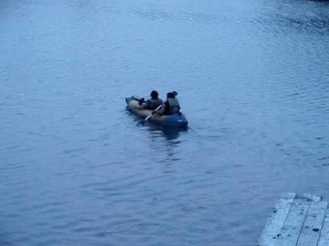 Kayaking on the bronx river