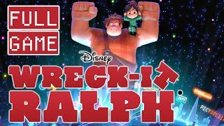 Wreck-It Ralph Walkthrough FULL GAME Longplay (Wii, 3DS)