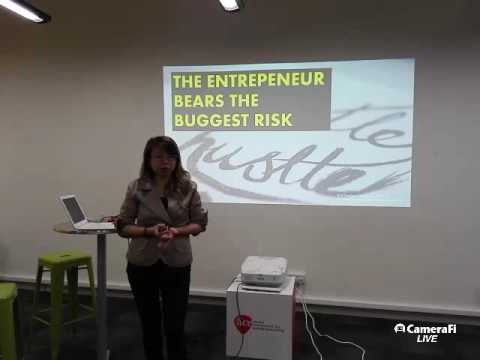 TecHour: Experiences as Tech Media Entrepreneur by Debbie Lee