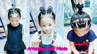 Beautifully Baby Girl Hair mode Show | Amazing Hair Mode Part#7