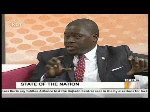 STATE OF THE NATION 19th March 2015 Johnson Sakaja Youth Employment Bill - Part 1
