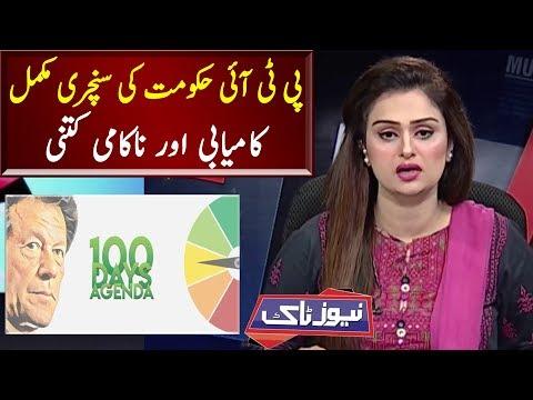 PTI 100 Days Achievements & Failures   News Talk   Neo News