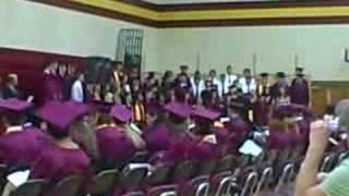 JHS 2008 graduation song