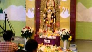 saraswati puja 2011 , PujarI Finaland Part 6(Bangla anjali)