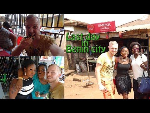 OUR LAST DAY IN BENIN CITY, NIGERIA | Naija Vlog #3