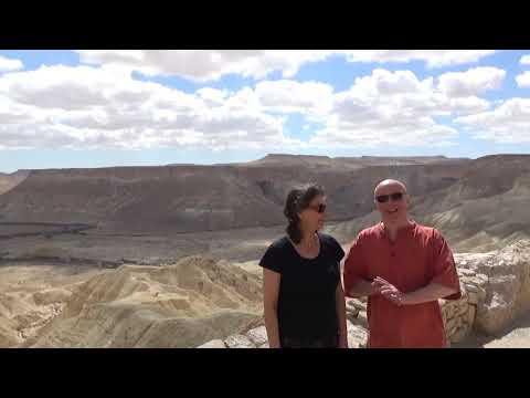 Negev desert avec Gregg Braden Video 2