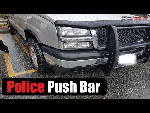 Interceptor Push Bar