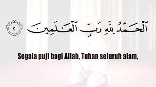 Cara membaca Al Fatihah dengan Tajwid yang benar | Rumah Tajwid | Quran Tajweed
