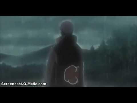 Itachi's theme with Rainy Mood