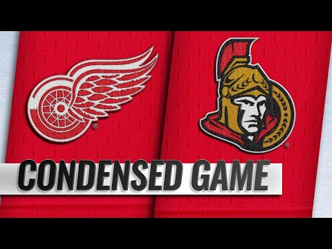11/15/18 Condensed Game: Red Wings @ Senators