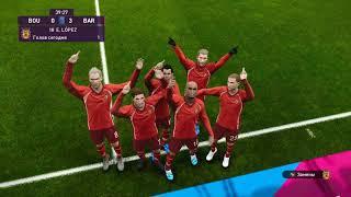 Pro Evolution Soccer 2020 Мастер лига часть 13 Одна восьмая кубка Англии