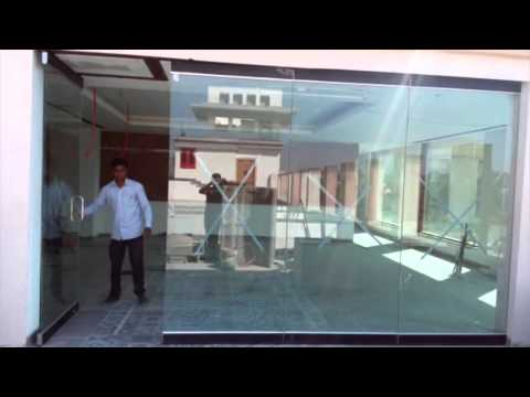 Glass Wall Installation from Azozwall