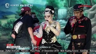 Batur Seklambu | Ella Dwi Warna  | Sukareja | Balongan | 20 Des 2018