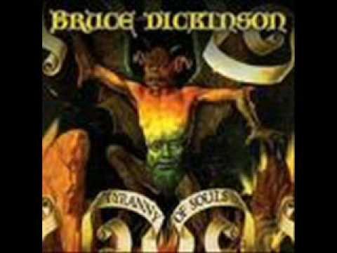 Bruce Dickinson - Abduction (with lyrics)