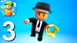 Stumble Guys: Multiplayer Royale - Gameplay Walkthrough Part 3 (Android, iOS) screenshot 4