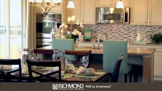 New Homes In Colorado: The Hemingway Floor Plan By Richmond American Homes